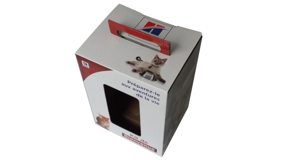 E-flue-box