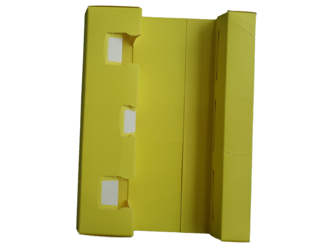 sliding paper box with sleeve