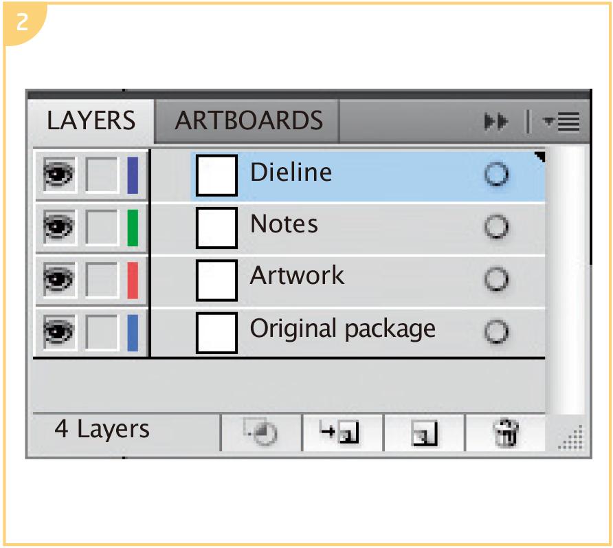 creating layers