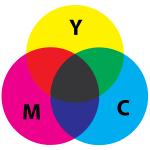 CYMK subtractive color