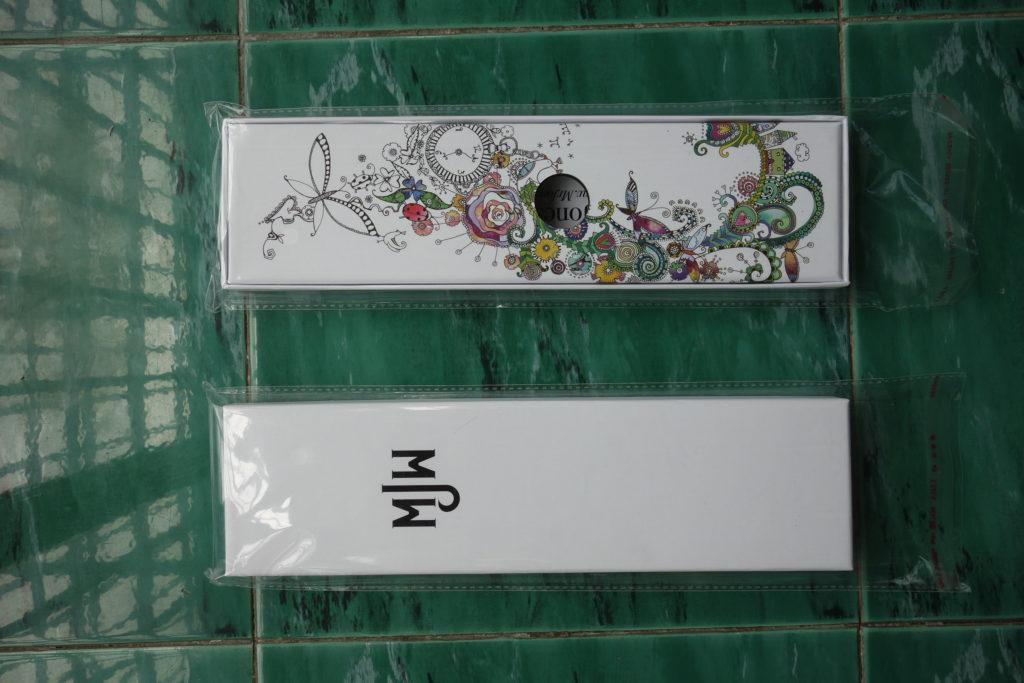 rigid paper box of iphone box style