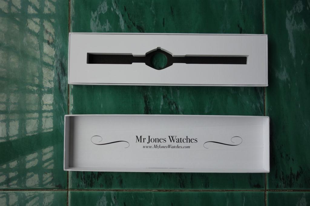 rigid paper box for ladies watch