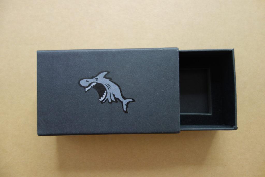 slide rigid box with foam insert