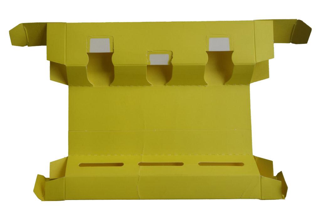 Custom cosmetic paper box