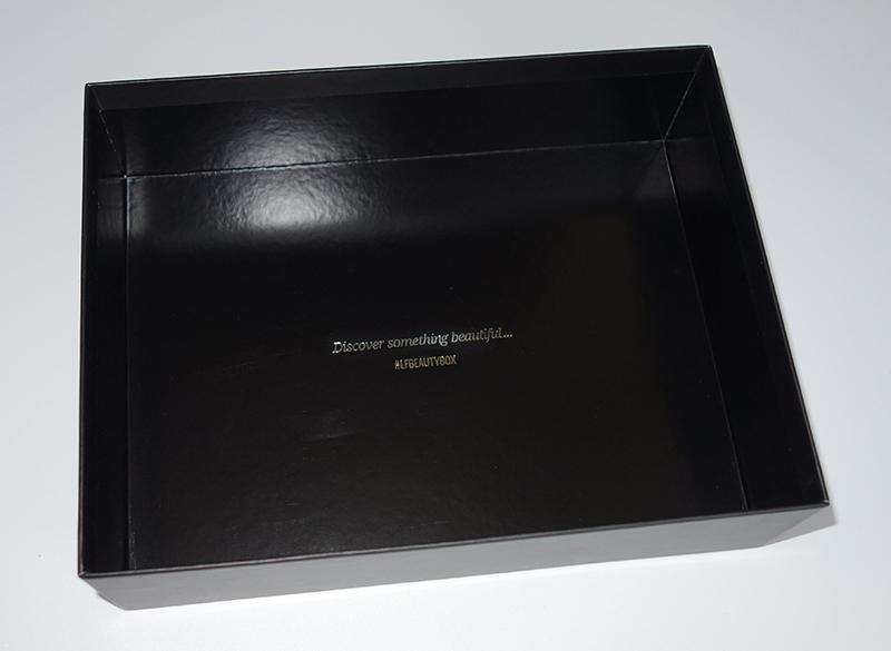 custom rigid paper box lift off lid