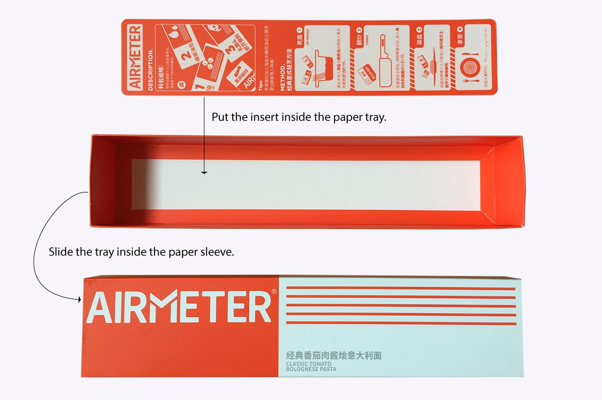 slide open box slide paper box match box gift paper box