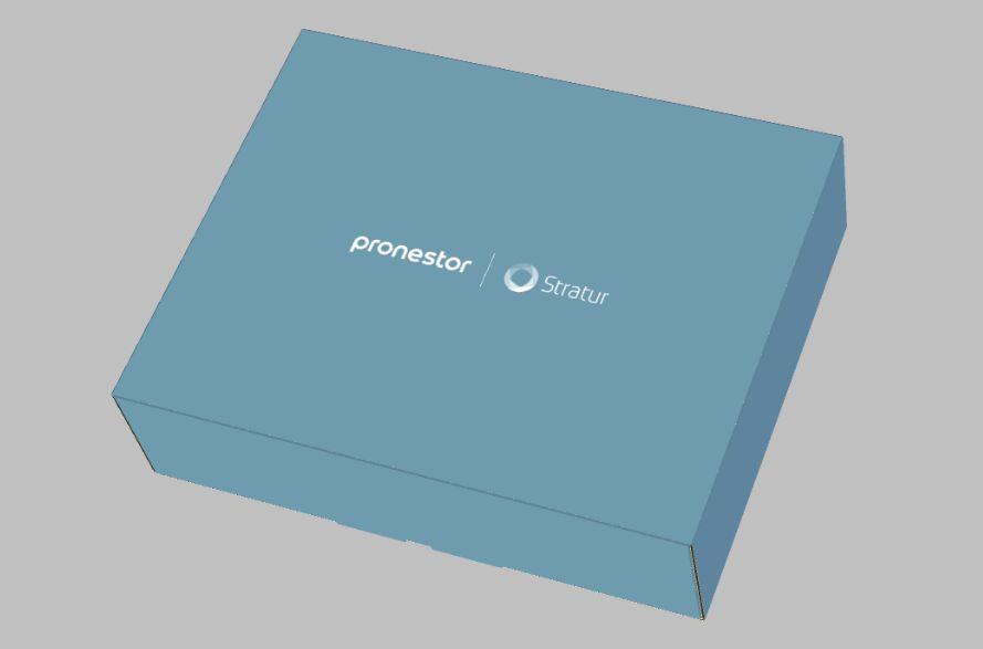 microflute corrugated box folding paper box
